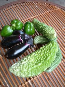 父さんの野菜