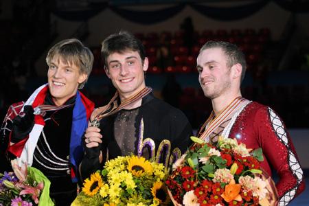 2007年ヨーロッパ選手権男子シングル