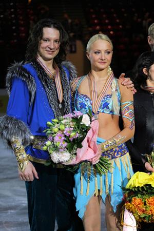 Oksana Domnina & Maxim Shabalin