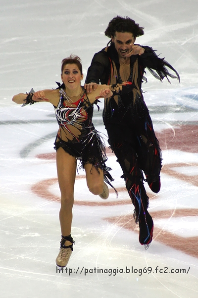 Jana Khokhlova & Sergei Novitski