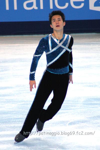 Patrick Chan (Canadian Champion)