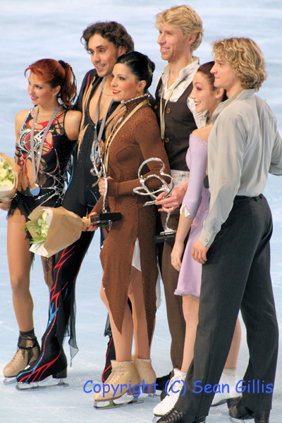 2007 Trophee Eric Bompard Photo Gallery