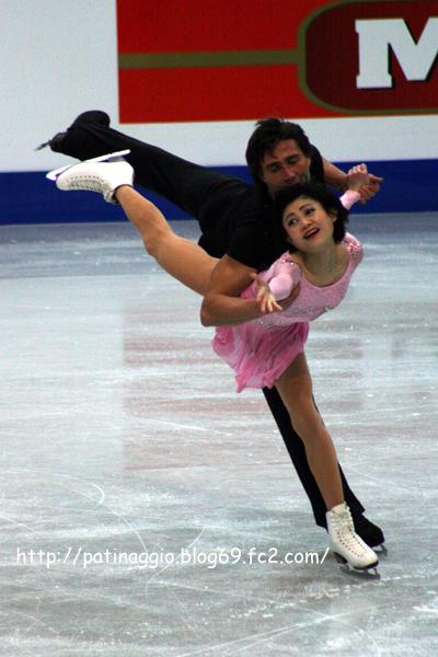 Yuko KAWAGUCHI / Alexander SMIRNOV