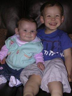 Liam & Ruth