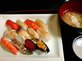 幸寿司:小樽のおすし屋さん