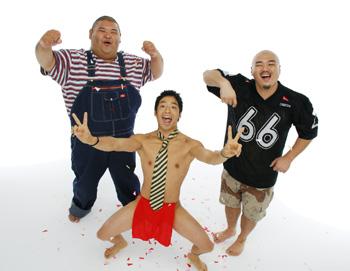 パチスロ 安田大サーカス