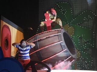 『CRぱちんこ黒ひげ危機一髪2』