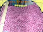 織了好幾個冬天的圍巾