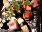 蟹寿司セット