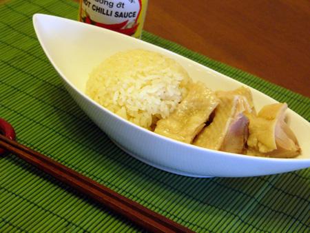 海南鶏飯 ハイナンチーファン
