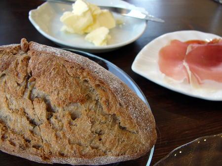 ひげのパン屋のパン
