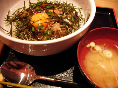 ヤキトリ丼