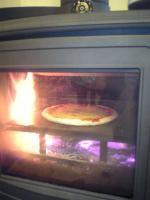 ピザも焼けます