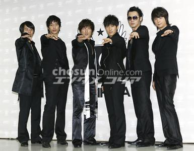 SHINHWA MUST GO ON
