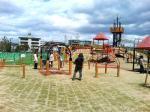 今日の公園