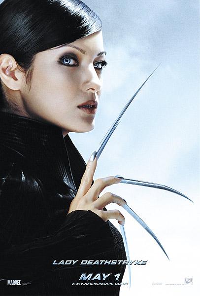 映画X-MENシリーズに登場したミュータントまとめ Xmen