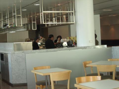 パーラメントハウスのカフェ3