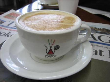 St Kildaのコーヒー