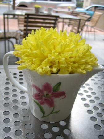 お花カフェ