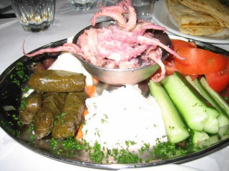 ギリシャ前菜