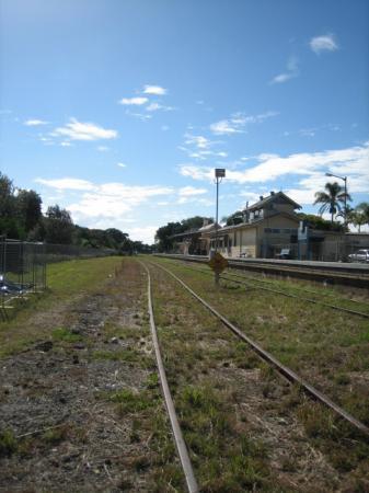 バイロンベイ 鉄道