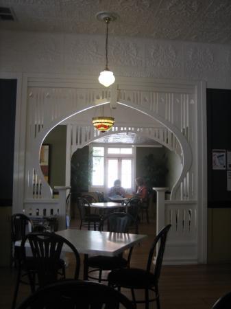 カフェ内装
