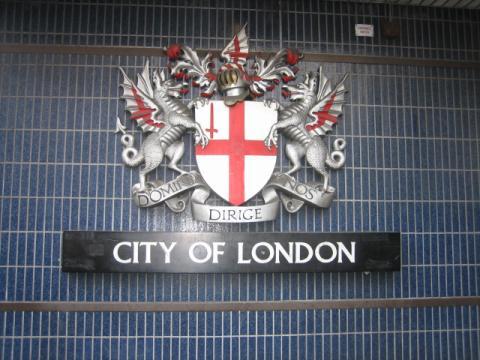 ロンドンの紋章