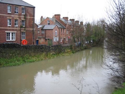 オックスフォード川