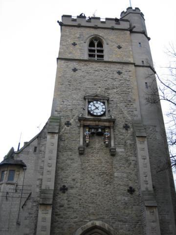 オックスフォード たぶん市庁舎