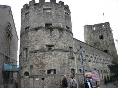 オックスフォードお城1