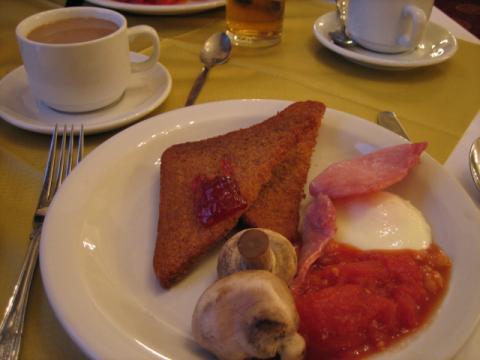 ノースすたフォードホテル 朝食
