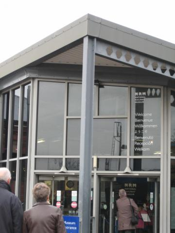 ヨーク鉄道博物館