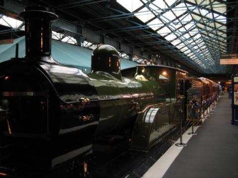 ヨーク列車1