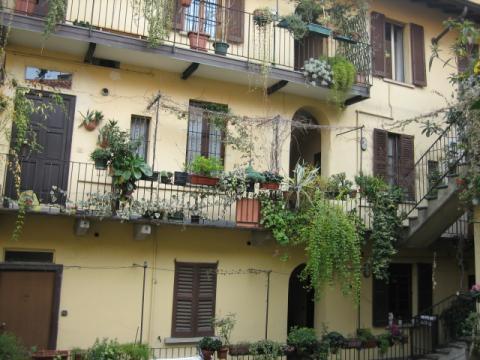イタリアアパート