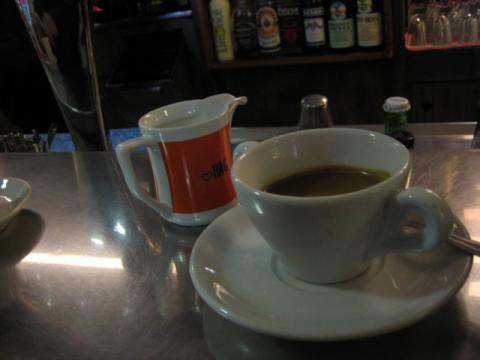 スポーツバー コーヒー