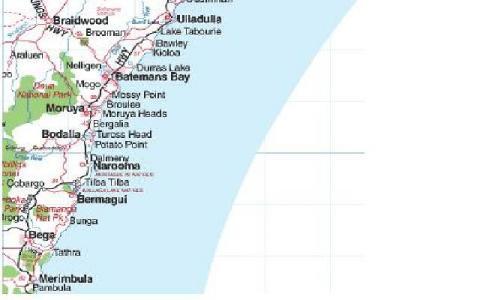 NSW地図