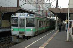721系@新札幌駅