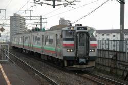 731系@新札幌駅