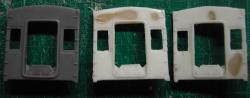 原型(左)と複製品(中・右)