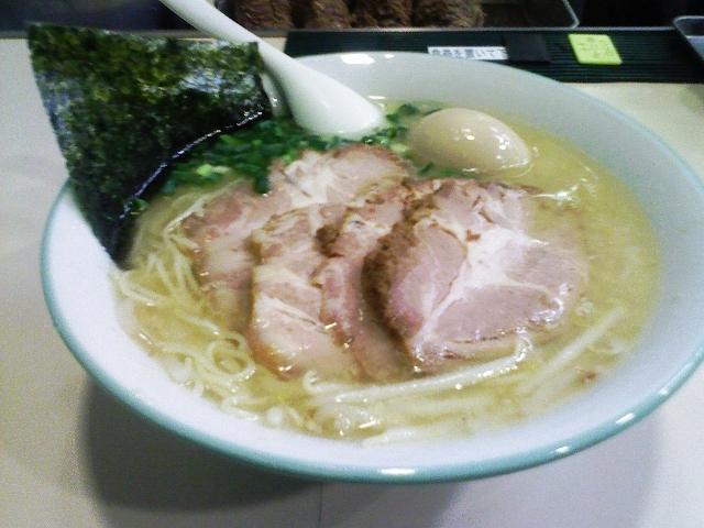 味噌チャーシュー麺@にんにくや