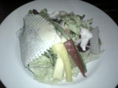 食前サラダ マザームーン