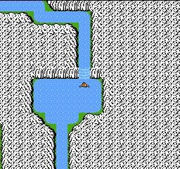 滝裏の洞窟