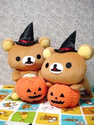 かぼちゃ兄弟