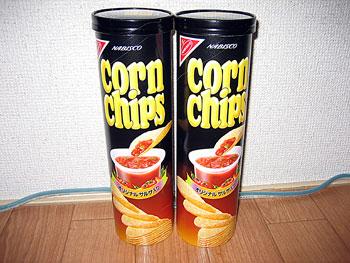 モラタメ コーンチップス