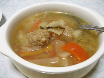 モラタメ 野菜スープ