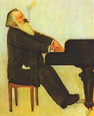 Brahms and Piano