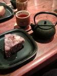 cafe69 ケーキ&三年番茶