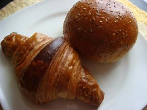 ケシの実パン&クロワッサン