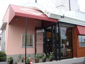 麦輪小樽cafe入口