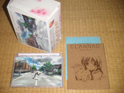 CLANNAD DVD Vol.3